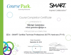 EDU - SMART Certified Technical Professional (SCTP) Hardware (FY15)