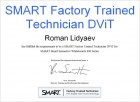 SMART Factory Trained Technician DViT 800 Series